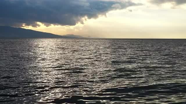 Sea Time Lapse: Stock Video
