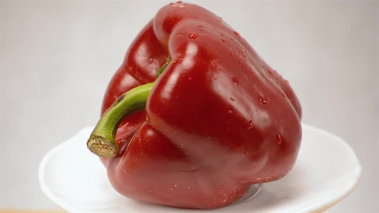 Red Pepper: Stock Video