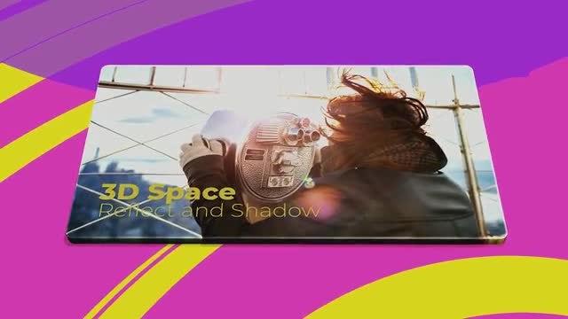 3D Slides Present: After Effects Templates