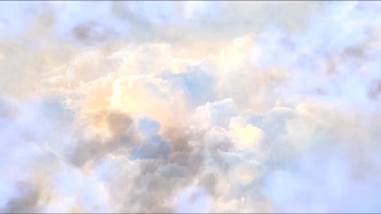 Flying In The Sky Backgrounds: Stock Motion Graphics