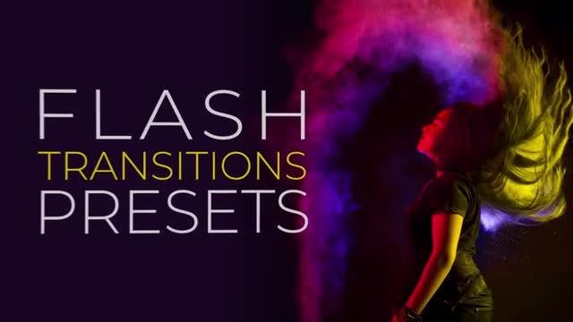 Flash Transitions: Premiere Pro Presets