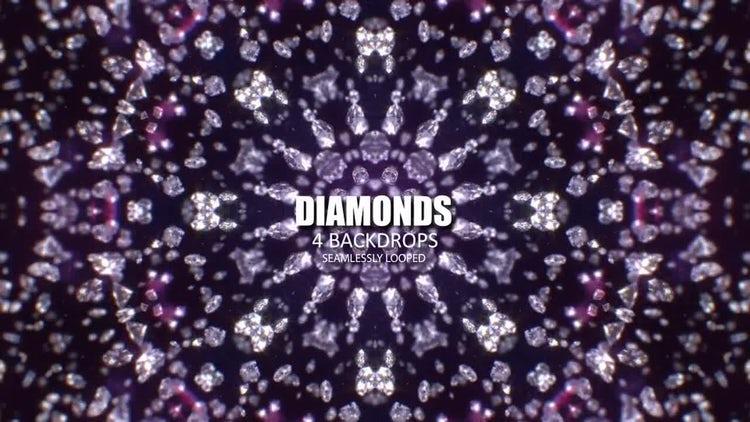 Diamonds Pack: Stock Motion Graphics