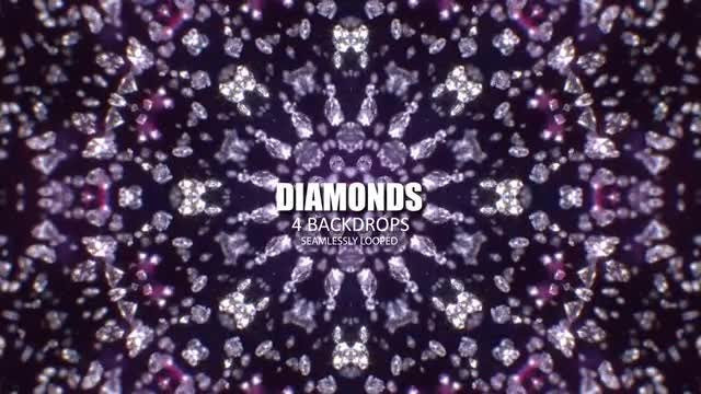 Diamonds Pack: Stock Motion Graphics