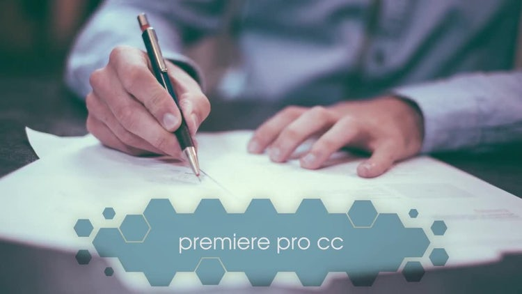 Hex Corporate Promo: Premiere Pro Templates