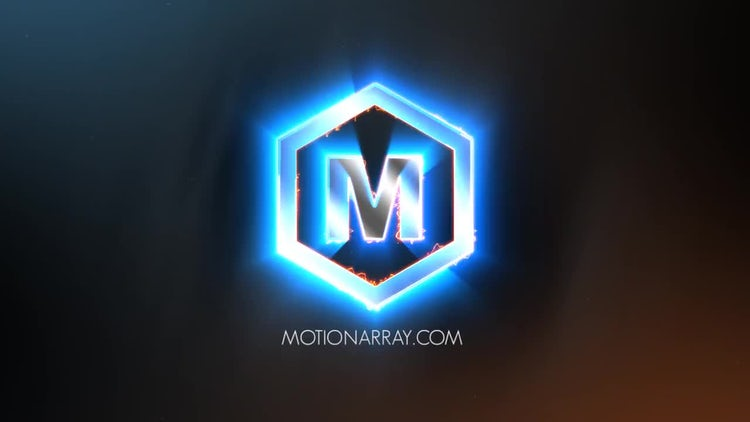 Aggressive Logo: After Effects Templates