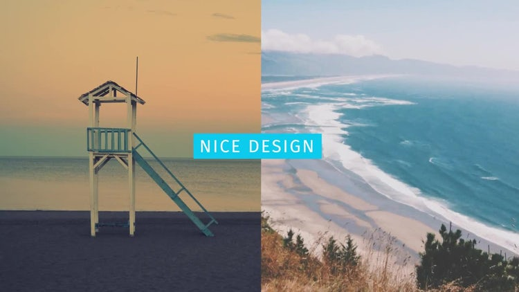 Fast Moving Slideshow: After Effects Templates