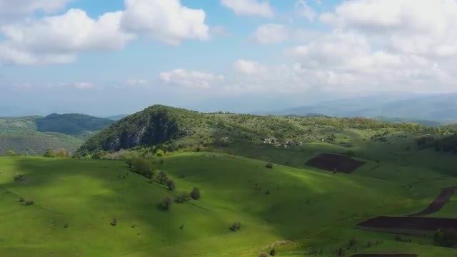 Amazing Nature Landscape: Stock Video