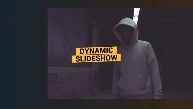 Urban Glitch Showreel // Hip Hop Opener: After Effects Templates