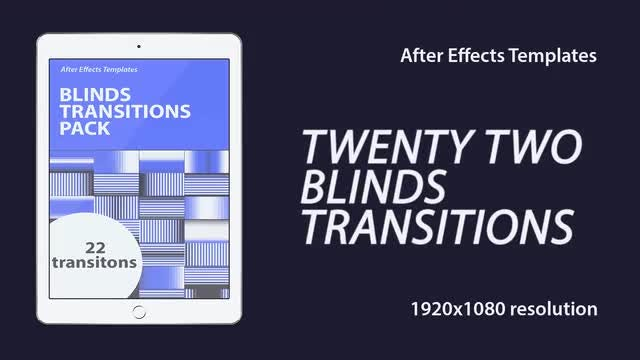 Transitions - The Best After Effects Templates | Motion Array