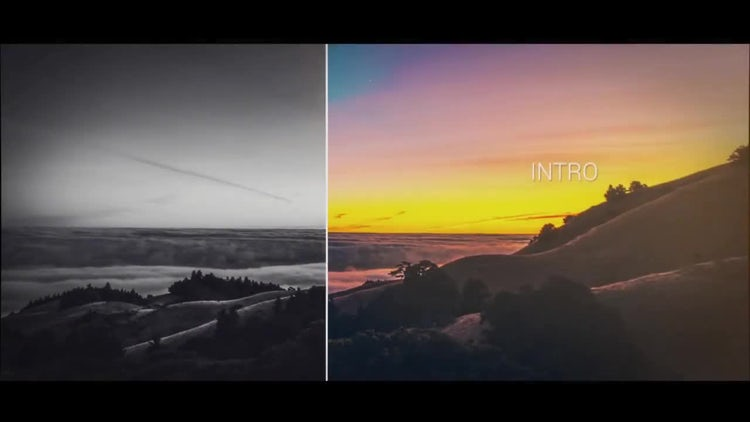 Milimal Intro: After Effects Templates