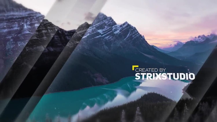 Epic Cinematic Slideshow: After Effects Templates