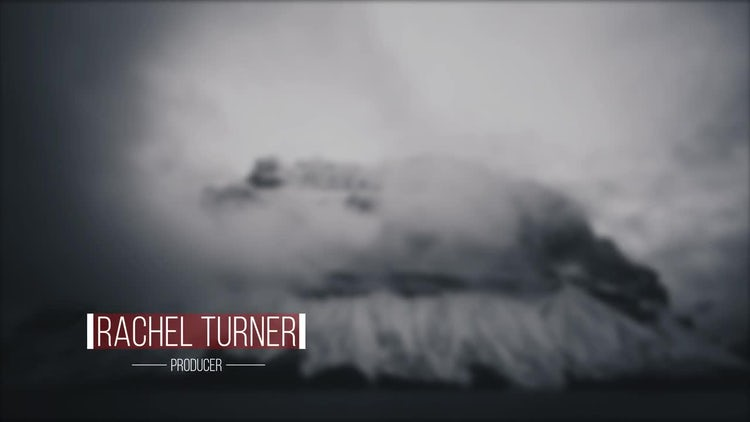 Clean Lower Third: After Effects Templates