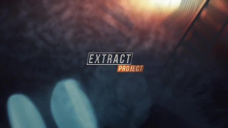 Extract: After Effects Templates
