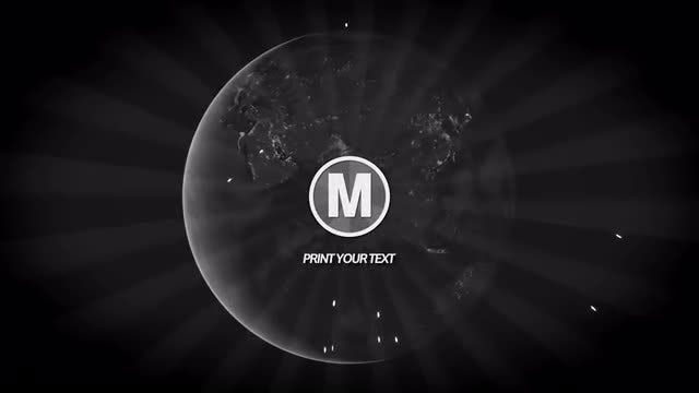 Cool Shape Logo: After Effects Templates