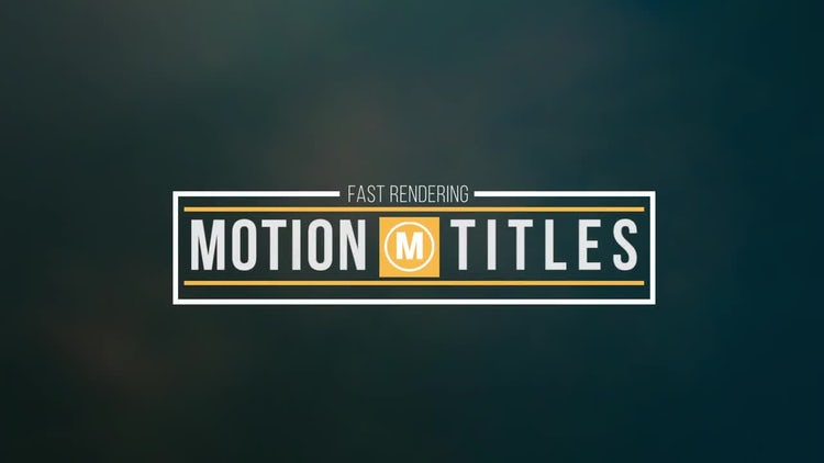 15 Titles & Lowerthirds: Premiere Pro Templates