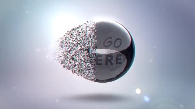 Crystal Ball Logo Reveal: After Effects Templates