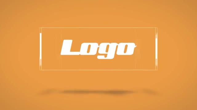 Shapes Logo Reveal: After Effects Templates