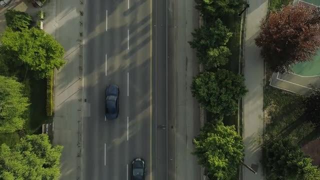 City Road: Stock Video