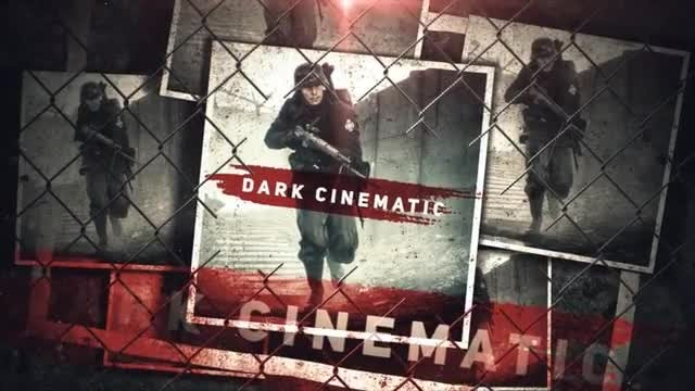 Dark Cinematic: After Effects Templates