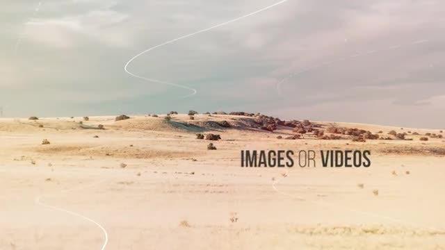 Elegant Parallax: Premiere Pro Templates