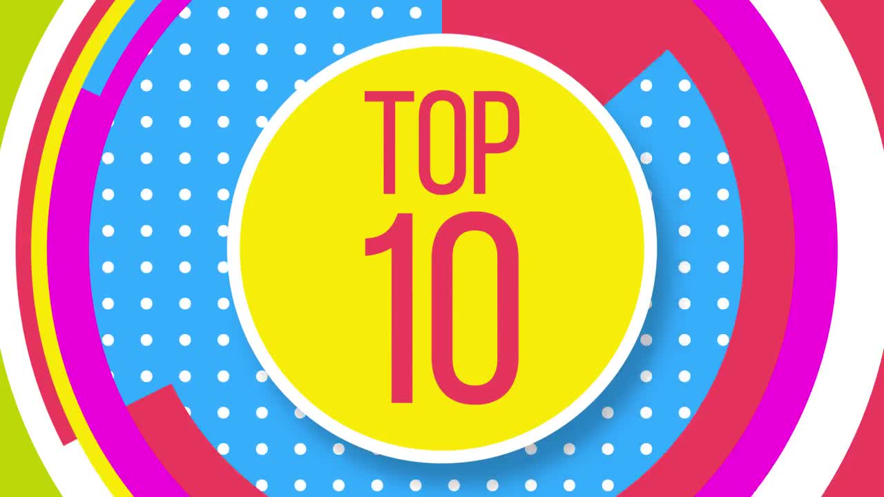 Top 10 Broadcast Package - After Effects Templates | Motion