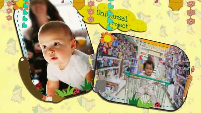 Baby Slideshow: After Effects Templates