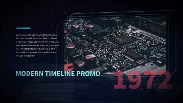 Timeline Promo: After Effects Templates