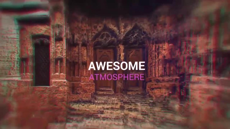 Artistic Elegant Slideshow: After Effects Templates