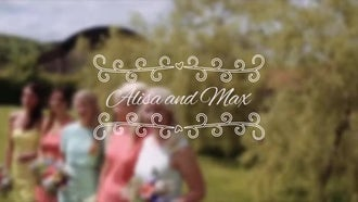 10 Wedding Titles: Premiere Pro Templates