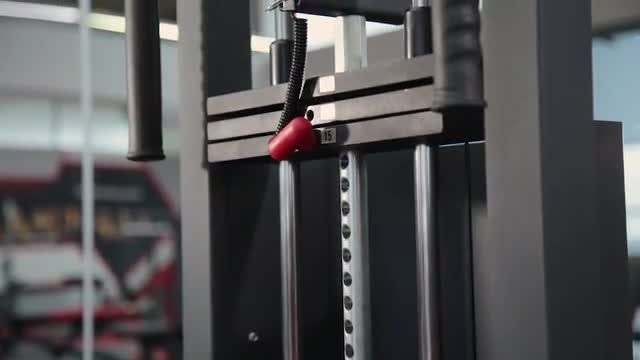 Weights: Stock Video