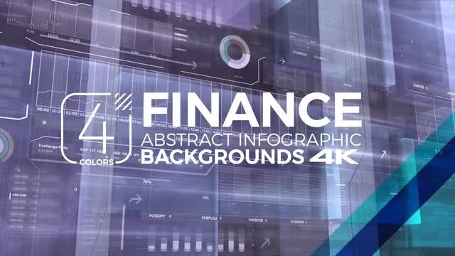 Finance Digital Pack: Stock Motion Graphics