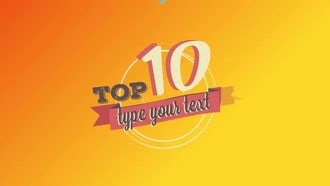 Top 10 Video: After Effects Templates