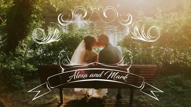 Beautiful Wedding Day: Premiere Pro Templates