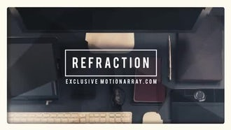 Refraction: After Effects Templates