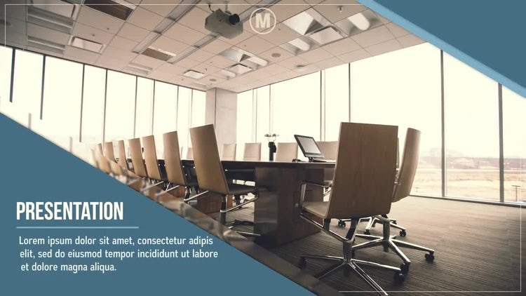 Multipurpose Presentation : After Effects Templates