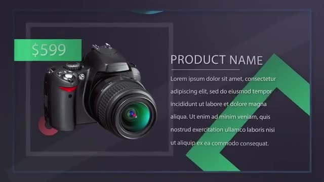 Online Store: After Effects Templates