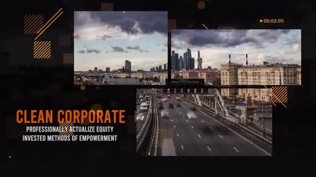 Inspiring Corporate Opener: Premiere Pro Templates