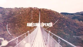 Awesome Opener: After Effects Templates