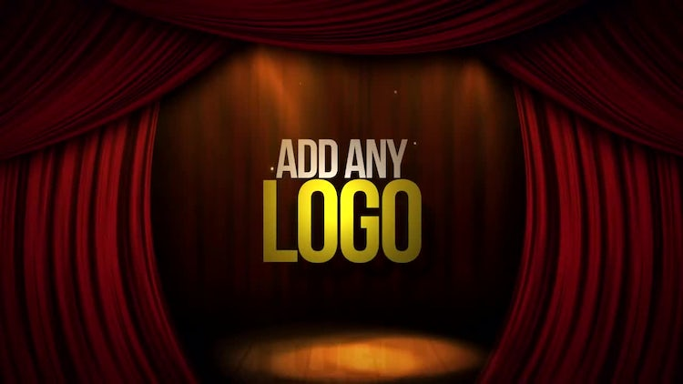 Curtain Reveal Opener: After Effects Templates