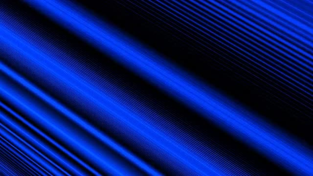 Blue Lines 4K: Stock Motion Graphics
