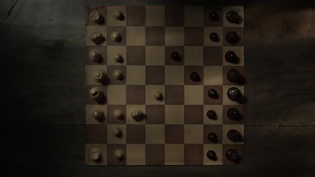 Chess Opening: Stock Video