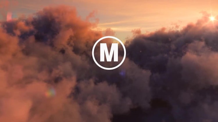 Clouds Logo: After Effects Templates
