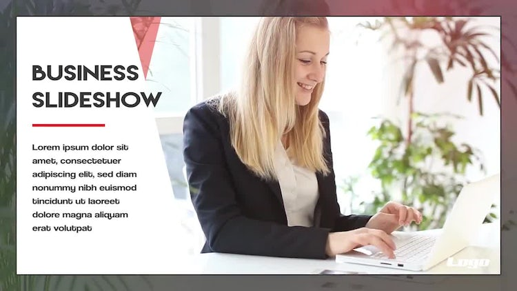 Simple Business Presentation: After Effects Templates