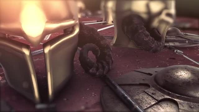 Medieval Epic Backgrounds: Stock Motion Graphics