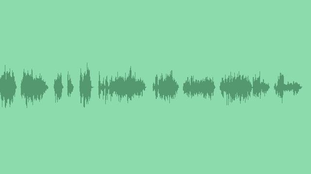 Metal Stress: Sound Effects