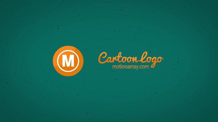 Cartoon Logo Reveal: Premiere Pro Templates
