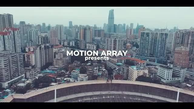 Minimal Urban Promo: Premiere Pro Templates