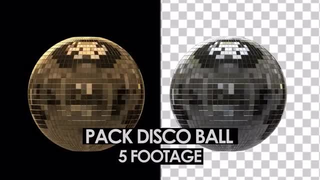 Disco Ball Pack: Stock Motion Graphics