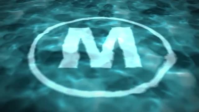 Water Logo: After Effects Templates