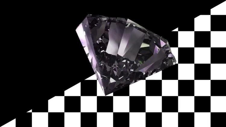 Diamond Rotation V3: Stock Motion Graphics